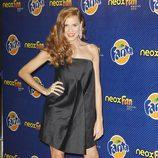 María Castro en los Neox Fan Awards 2013