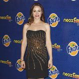 Natalia Verbeke en los Neox Fan Awards 2013