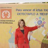 """María Teresa Campos participa en la campaña de """"12 Meses"""" para vencer el ictus"""