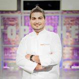 Vicente Cubertorer concursa en 'Top Chef'