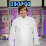 Borja Letamendia, concursante de 'Top Chef'