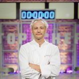 Jesús Almagro es concursante de 'Top Chef'