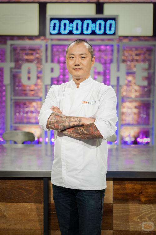 Hung Fai es concursante de 'Top Chef'