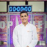 Miguel Cobo es concursante de 'Top Chef'