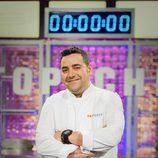 Antonio Arrabal, concursante de 'Top Chef'