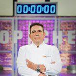 Enrique Lozano es concursante de 'Top Chef'