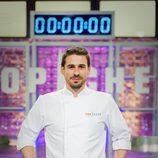 Javier Estévez, concursante de 'Top Chef'