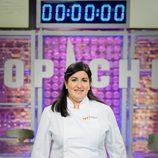 Érika Domínguez es concursante de 'Top Chef'