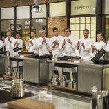 Concursantes de 'Top Chef'