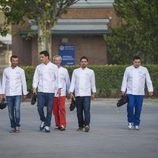 Concursantes de 'Top Chef', dispuestos a entrar en el programa