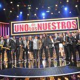 """Carlos Latre, """"Los Nuestros"""" y el jurado de 'Uno de los nuestros'"""