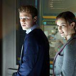 Leo Fitz y Jemma Simmons, personajes de 'Marvel's Agents of S.H.I.E.L.D.'