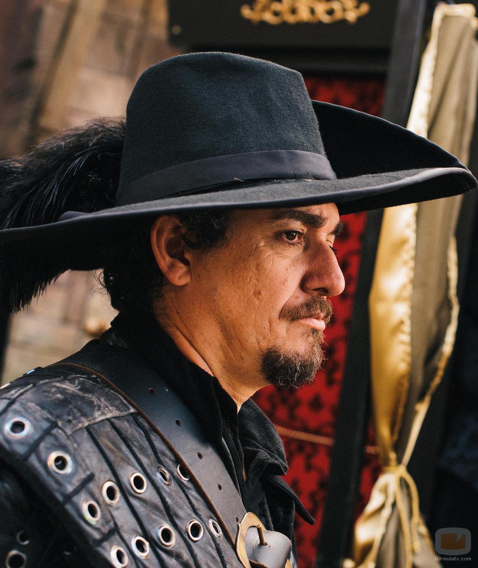 Ángel Solo es Saldaña en 'Alatriste'