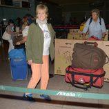 Mercedes Milá viaja a Mongolia para grabar el especial 'Mongolia sobre ruedas'