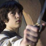 Íñigo de Balboa empuña su espada en 'Alatriste'