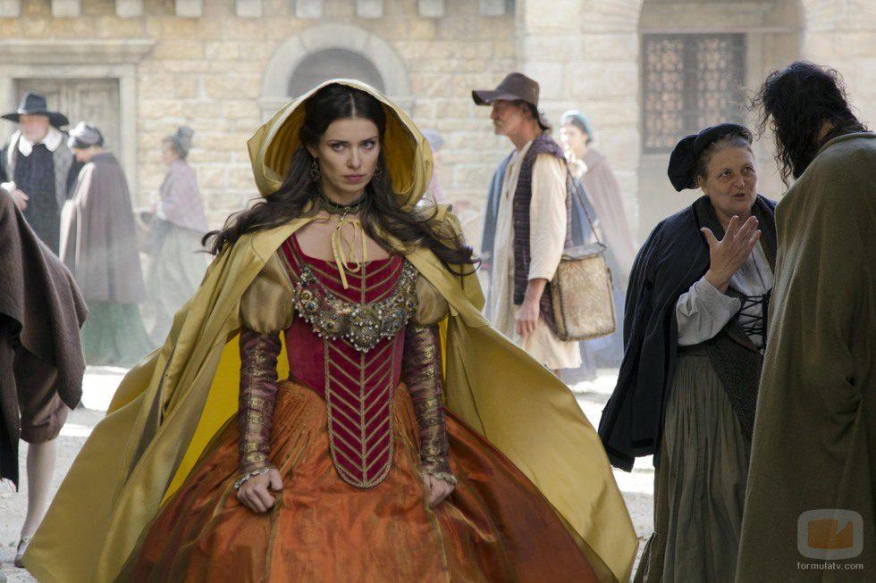 Natasha Yarovenko es María de Castro en 'Alatriste'