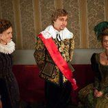 El Príncipe de Gales y Madame de Brissac en 'Alatriste'