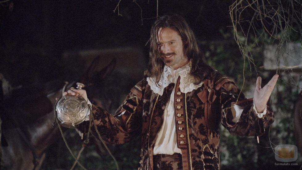 William Miller es el Duque de Buckingham en 'Alatriste'