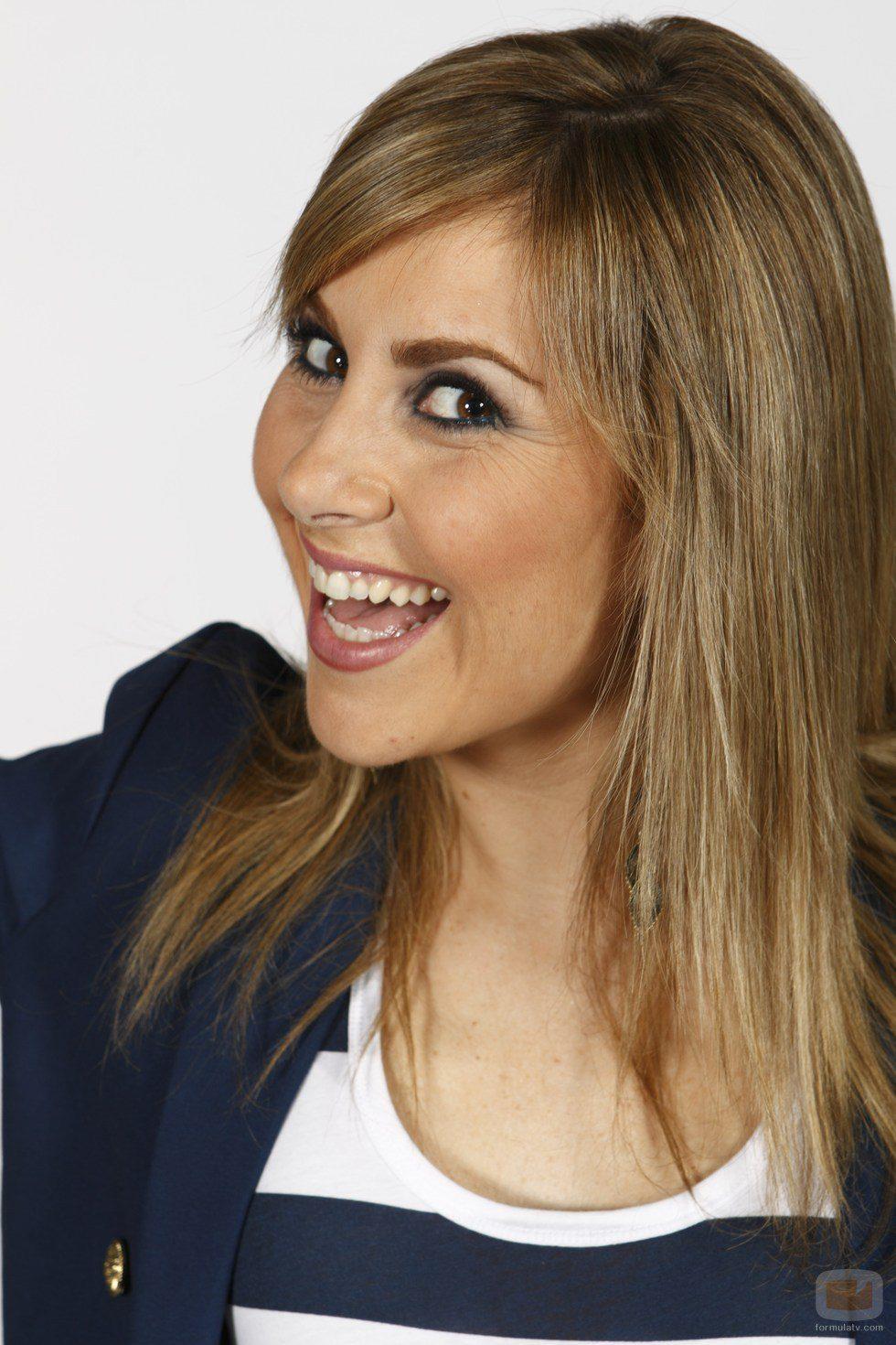 La periodista Susana Guasch, presentadora de 'laSexta deportes'