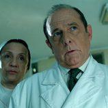 Sor Eulalia y el doctor Mena