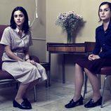 Macarena García y Nadia de Santiago en 'Niños robados'