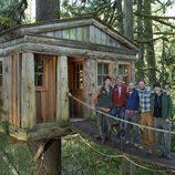 El equipo de 'Mi casa en un árbol'