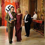 Tristán Ulloa como Juan Luis Beigbeder en 'El tiempo entre costuras'
