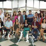 Actores de la tercera temporada de 'Con el culo al aire'