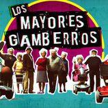 Logotipo de 'Los mayores gamberros'