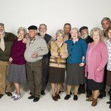 Participantes de 'Los mayores gamberros'