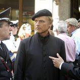 Terence Hill es Matteo en 'Don Matteo'