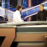 'El Hormiguero' en París con Tom Hanks