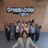 Melendi en 'Generación rock'