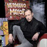 Pedro García Aguado, en 'Hermano mayor' de Cuatro