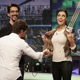 Pilar Rubio con Marron