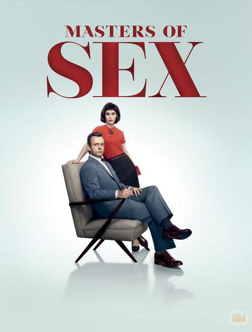 Cartel de 'Masters of Sex'