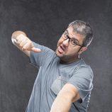 Florentino Fernández, concursante de la tercera edición de 'Tu cara me suena'