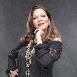 Ángela Carrasco, concursante de la tercera edición de 'Tu cara me suena'