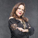 Ángela Carrasco, participante de la tercera edición de 'Tu cara me suena'