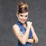 Melody, concursante de la tercera edición de 'Tu cara me suena'