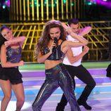 Melody imita a Thalía en 'Tu cara me suena'