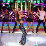 """Melody canta """"Arrasando"""" de Thalía en 'Tu cara me suena'"""