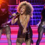 "Ángela Carrasco canta ""The Best"" de Tina Turner en 'Tu cara me suena'"