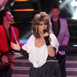 Llum Barrera imita a Vicky Larranz en 'Tu cara me suena'