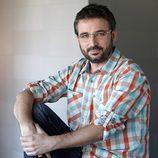 Jordi Évole posando para la séptima temporada de 'Salvados'