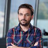 El presentador Jordi Évole posando para la séptima temporada de 'Salvados'