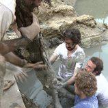 Flipy participa en 'Arqueólogo por un día'