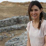 Cristina Brondo, participante de 'Arqueólogo por un día'