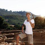 María Vasco, participante de 'Arqueólogo por un día'