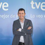 Juanjo Pardo, presentador de 'Tu oportunidad'